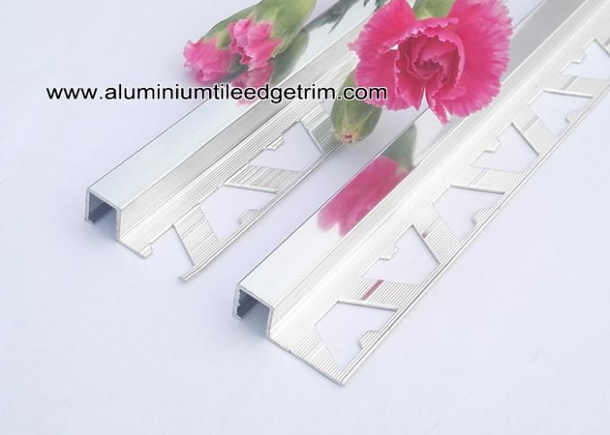 kamar mandi dipoles chrome square edge tile trim