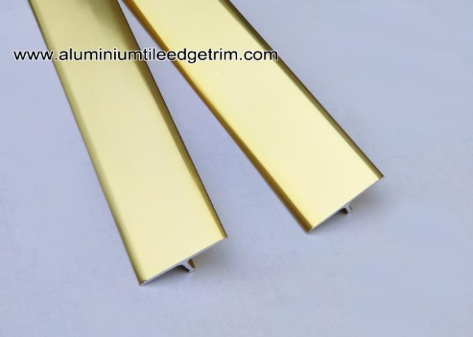 aluminium T bar trim