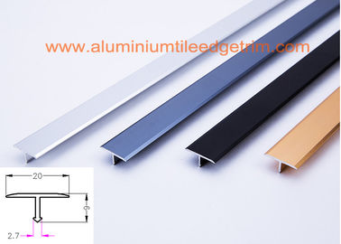 Lantai Aluminium Laminate Trims Dan Edging Transition Strip Decoration Accessories